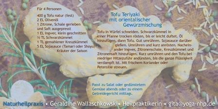Gitas Kochbuch