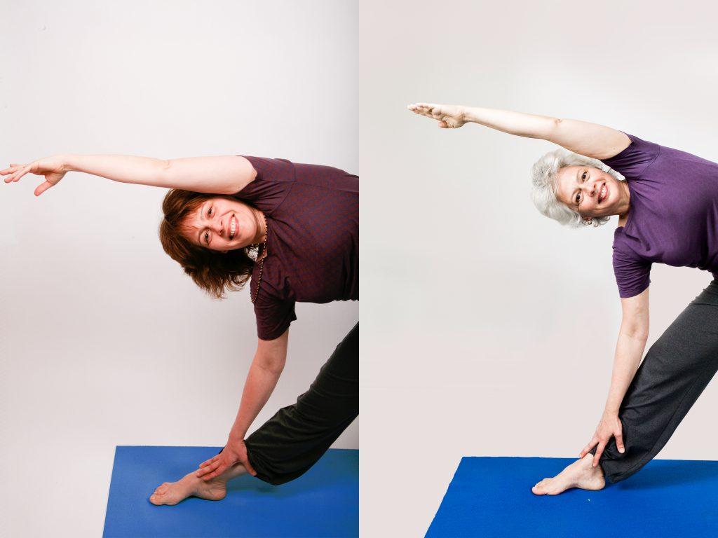 Video: Fit und gesund mit Yoga und Ayurveda  - auch im Alter